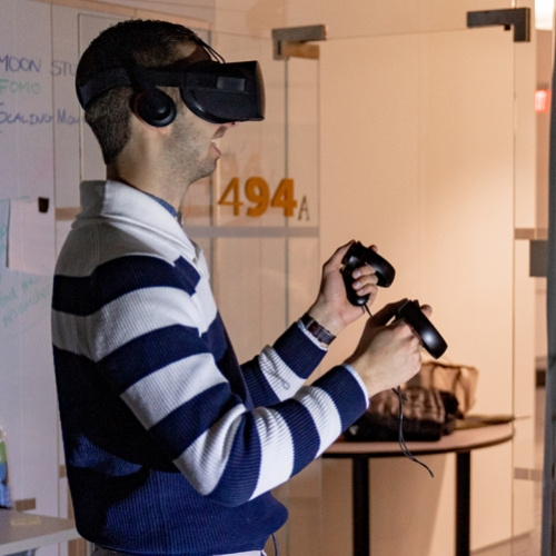 Virtual Embodiment Lab