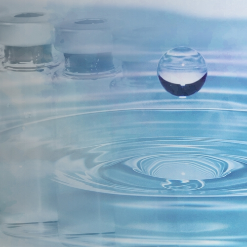 Protective Materials That Mimic Water