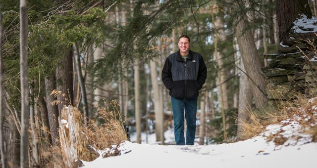 """Rather than addressing water pollution issues by treating the water, I'm trying to manage the landscape to avoid polluting the water in the first place,"" Walter says."