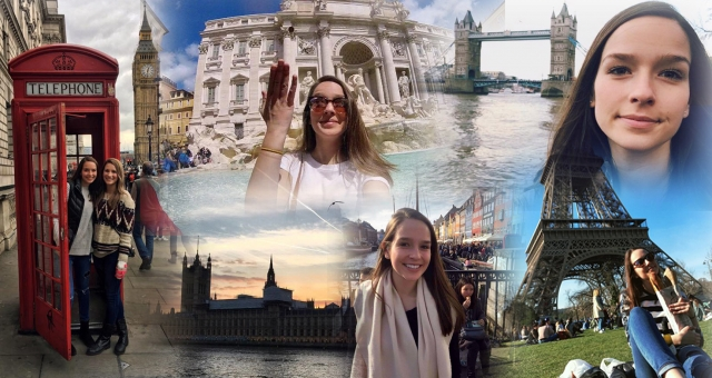 Although making the decision to study abroad was difficult for Samantha Phillips, exploring a new culture of work was an incredible experience.