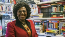 N'Dri Assié-Lumumba: A Faculty Profile