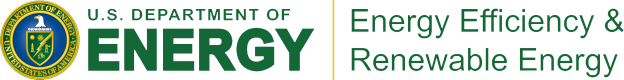 Department of Energy, Office of Energy Efficiency and Renewable Energy