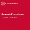 Cornell University Research Expenditures